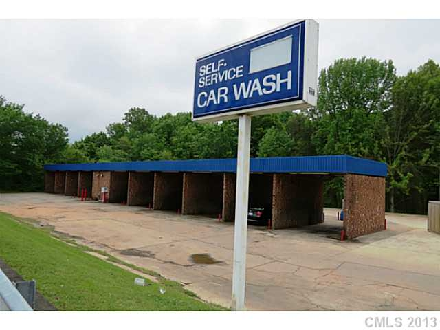 Self Serve Car Washes Near Me: Retail Space For Rent Matthews NC