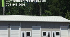 Office / Warehouse Space for Rent – Matthews NC