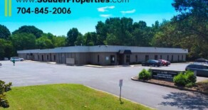 Large Office Suite – South Charlotte