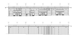 New Office / Warehouse in Matthews